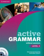 Active Grammar Level 3 Book without answers and CD-ROM (підручник+аудіодиск) - фото обкладинки книги