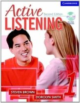 Робочий зошит Active Listening 1 Student's Book with Self-study Audio CD