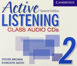 Active Listening 2 Class Audio CDs - фото книги