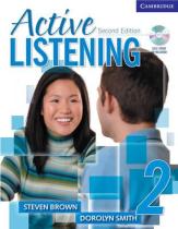 Робочий зошит Active Listening 2 Student's Book with Self-study Audio CD