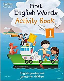 Activity Book 1 : Age 3-7 - фото книги
