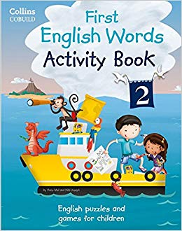 Activity Book 2 : Age 3-7 - фото книги