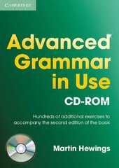 Підручник Advanced Grammar in Use CD ROM single user