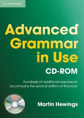 Аудіодиск Advanced Grammar in Use CD ROM single user