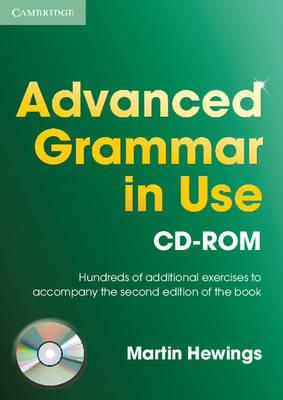 Аудіодиск Advanced Grammar in Use CD ROM single user