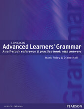 Advanced Learner's Grammar - фото обкладинки книги