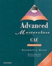 Advanced Masterclass CAE: Student's Book - фото обкладинки книги