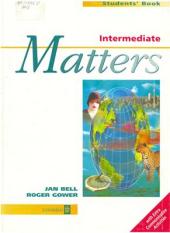 Advanced Matters Student's Book - фото обкладинки книги