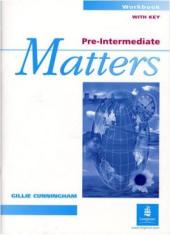Робочий зошит Advanced Matters Workbook With Key