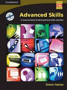 Advanced Skills Book and Audio CD Pack - фото книги