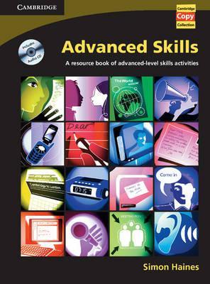 Посібник Advanced Skills Book and Audio CD Pack