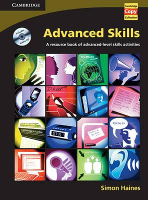 Посібник Advanced Skills Book and Audio CD Pack