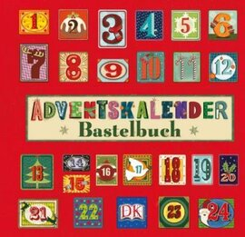 Книга Adventskalender-Bastelbuch