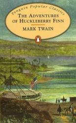 Adventures of Huckleberry Finn - фото обкладинки книги