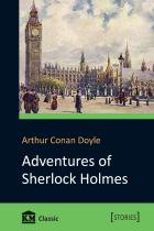 Книга Adventures of Sherlock Holmes