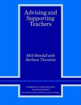 Advising and Supporting Teachers - фото книги