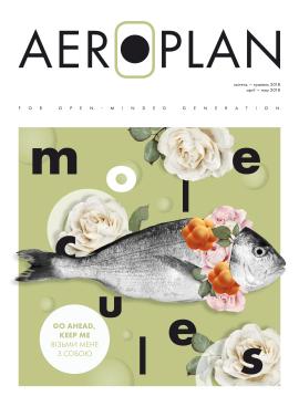 Aeroplan №37 Молекулярний (квітень-травень) - фото книги