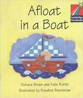 Afloat in a Boat Level 1 (ELT Edition) - фото обкладинки книги