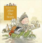 After the Storm - фото обкладинки книги