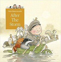Книга After the Storm