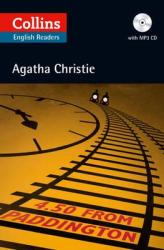 Agatha Christie's B2. 4.50 from Paddington with Audio CD - фото обкладинки книги