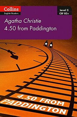 Agatha Christie's B2+. 4.50 from Paddington with Downloadable Audio. 2nd Edition - фото книги