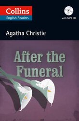 Agatha Christie's B2. After the Funeral with Audio CD - фото обкладинки книги