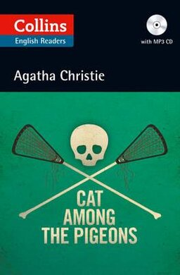 Agatha Christie's B2. Cat Among the Pigeons with Audio CD - фото книги