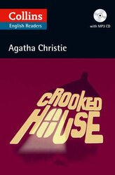 Agatha Christie's B2. Crooked House with Audio CD - фото обкладинки книги
