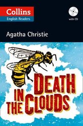 Agatha Christie's B2. Death in the Clouds with Audio CD - фото обкладинки книги