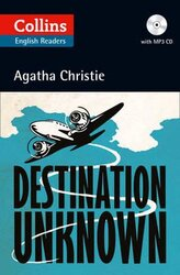 Agatha Christie's B2. Destination Unknown with Audio CD - фото обкладинки книги