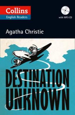 Agatha Christie's B2. Destination Unknown with Audio CD - фото книги