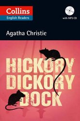 Agatha Christie's B2. Hickory Dickory Dock with Audio CD - фото обкладинки книги