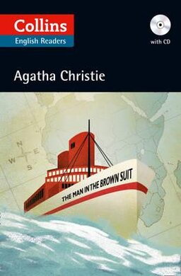 Agatha Christie's B2. Man in the Brown Suit with Audio CD - фото книги