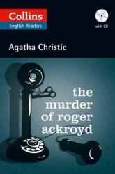 Agatha Christie's B2. Murder of Roger Ackroyd with Audio CD - фото обкладинки книги