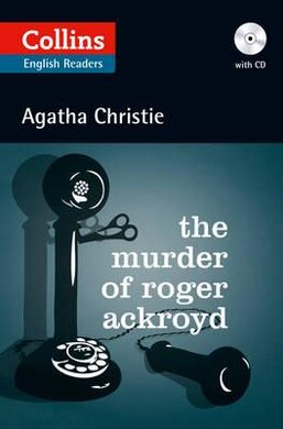 Agatha Christie's B2. Murder of Roger Ackroyd with Audio CD - фото книги