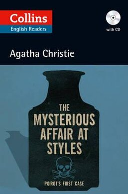 Agatha Christie's B2. Mysterious Affair at Styles with Audio CD - фото книги
