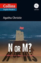 Agatha Christie's B2. N or M? with Audio CD - фото обкладинки книги