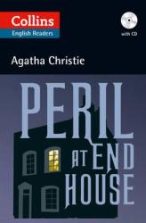Agatha Christie's B2. Peril at End House with Audio CD - фото обкладинки книги