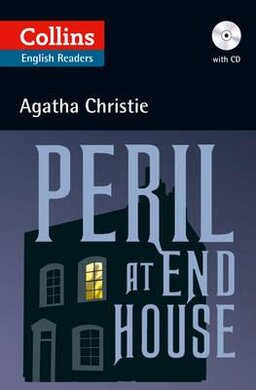 Agatha Christie's B2. Peril at End House with Audio CD - фото книги