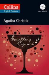 Agatha Christie's B2. Sparkling Cyanide with Audio CD - фото обкладинки книги