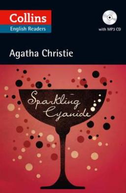Agatha Christie's B2. Sparkling Cyanide with Audio CD - фото книги