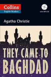 Agatha Christie's B2. They Came to Baghdad with Audio CD - фото обкладинки книги