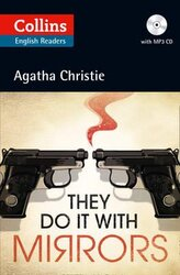 Agatha Christie's B2. They Do It with Mirrors with Audio CD - фото обкладинки книги
