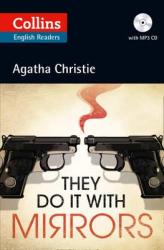 Agatha Christie's B2. They Do It with Mirrors with Audio CD - фото обкладинки книги