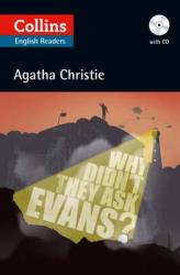 Agatha Christie's B2. Why Didn't They Ask Evans? with Audio CD - фото обкладинки книги