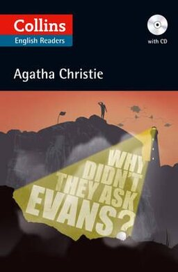 Agatha Christie's B2. Why Didn't They Ask Evans? with Audio CD - фото книги