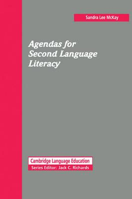 Посібник Agendas for Second Language Literacy