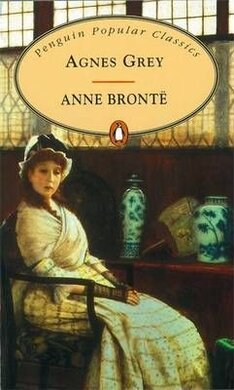 Книга Agnes Grey