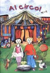 Al circo! : Libro + CD audio - фото обкладинки книги